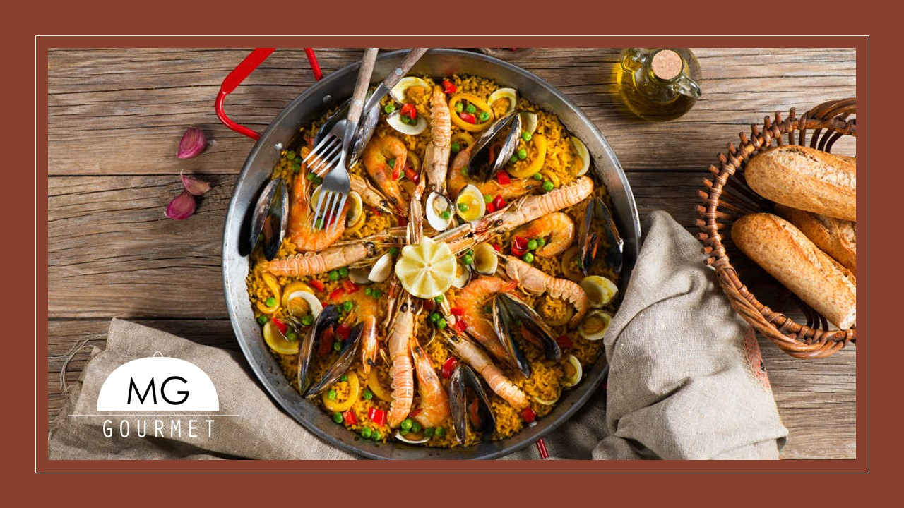 Especialidad en arroces, Paella Mixta